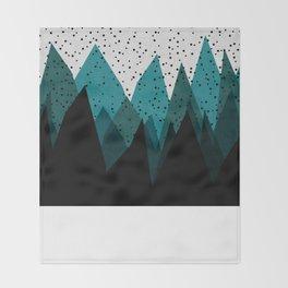 Winter is Here Throw Blanket