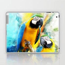 Macaw friends Laptop & iPad Skin