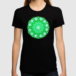 Emerald Mandala T-shirt