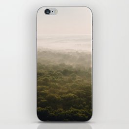 Kentucky from the Air II iPhone Skin