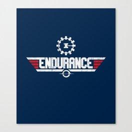 Endurance Top Gun Canvas Print