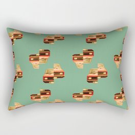 Yugo Love Rectangular Pillow