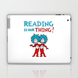 Dr Seuss Day Laptop & iPad Skin