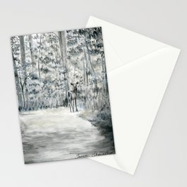 Follow Me by Teresa Thompson Stationery Cards