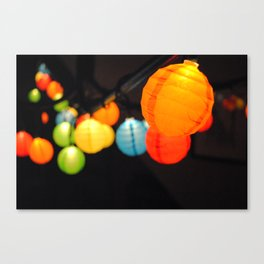 Candescence IV Canvas Print