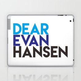 Dear Evan Hansen Laptop & iPad Skin