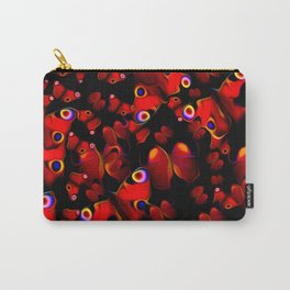 Breathless, Fluttering Carry-All Pouch
