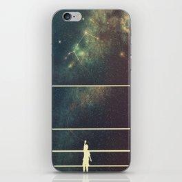 Caretaker  iPhone Skin