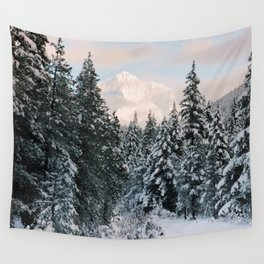 Mt. Hood National Forest Wall Tapestry