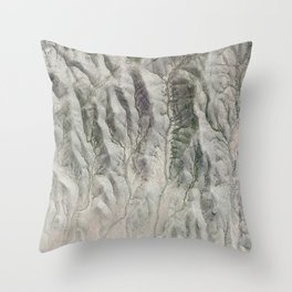 topo 3 Throw Pillow
