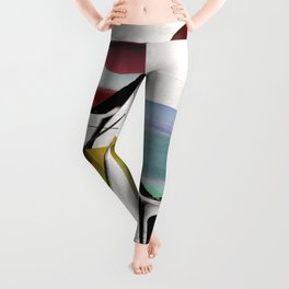 Martini Prism Leggings