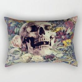 The Final Curtain Rectangular Pillow