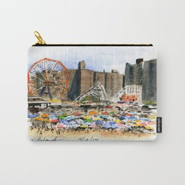 Coney Island on the Fourth of July Carry-All Pouch