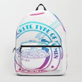 My favorite type of MEN Backpack