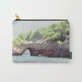 Picture Rocks Carry-All Pouch