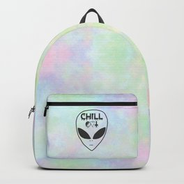Chill Out Alien Backpack