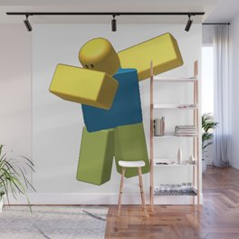 Coolest Roblox Dab Cool Wall Mural
