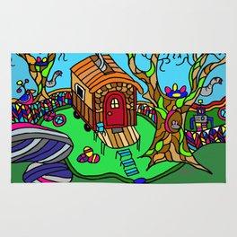 Tiny House Rug