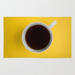 Coffee Cup Rug