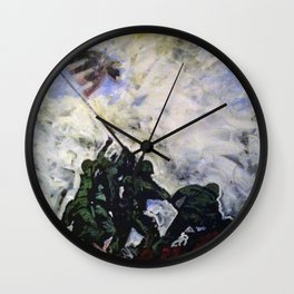 A Common Virtue  Wall Clock