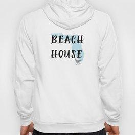 Beach House Decor Hoody