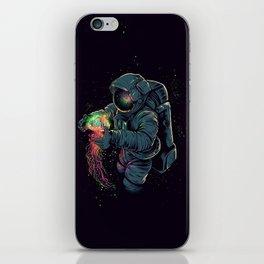 Space Jellyfish iPhone Skin