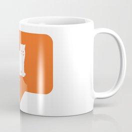 I like cats! Coffee Mug