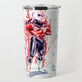 The Ultimate Warrior Travel Mug