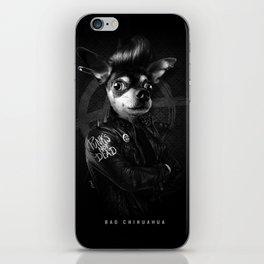 Bad Chihuahua iPhone Skin