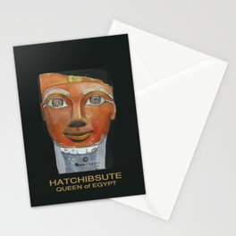 Egyption Queen  Stationery Cards