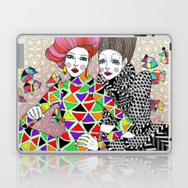 i love mcqueen Laptop & iPad Skin