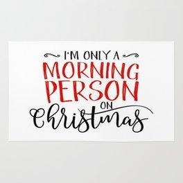 Christmas Morning Rug