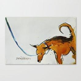 SPCA Doggie Canvas Print