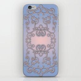 Rose Quartz Serenity Enblem iPhone Skin