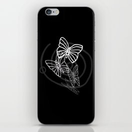 Consequences iPhone Skin