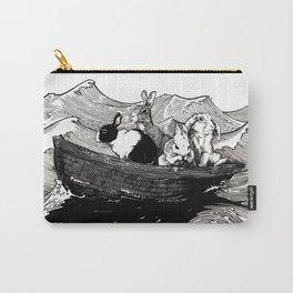 Sea Bunnies Carry-All Pouch