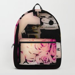 Edgy Take on a Classic Backpack