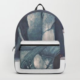 ENTRANCE OF FURNACE PENITENTIARY Backpack