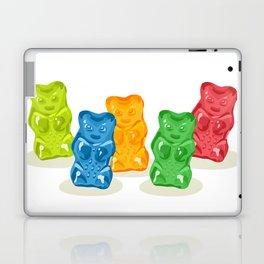 Gummy Bears Gang Laptop & iPad Skin