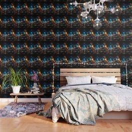 RAINY NIGHTS Wallpaper