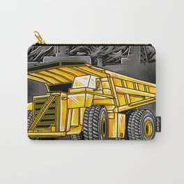 Support Coal Dump Truk Carry-All Pouch