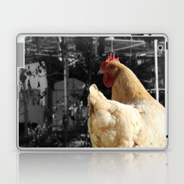 Another Dramatic Chicken Laptop & iPad Skin