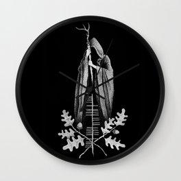The Cailleach Wall Clock
