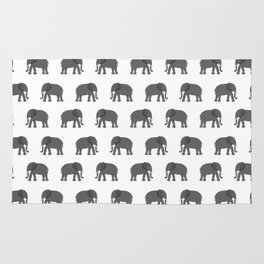 Water for elephant Rug