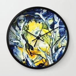 BlueHour Wall Clock