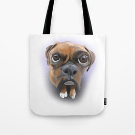 Dog Eyes Tote Bag
