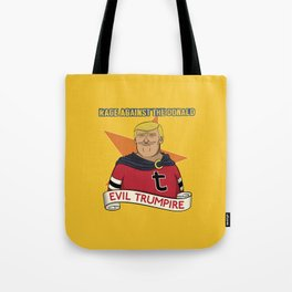 Rage Against The Donald Tote Bag