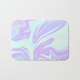 Unicorn Goo Liquid Holographic Texture Bath Mat