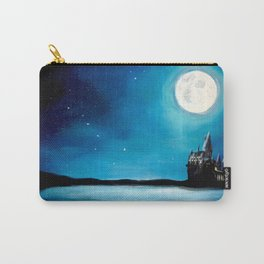 School of Witchcraft and Wizardry... Carry-All Pouch
