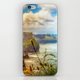 Cliffs of Moher (2) iPhone Skin